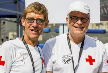 Albatros Adventure Marathons will ensure that an English-speaking doctor/medical team is available for participants of our marathon events.